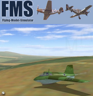 FMS Flying-Model-Simulator