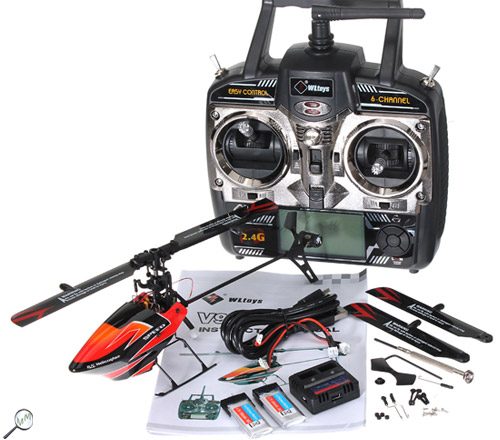 ... message: Hélicoptère WLToys V922 = HiSky FBL100 = HCP100 - [Ze Post